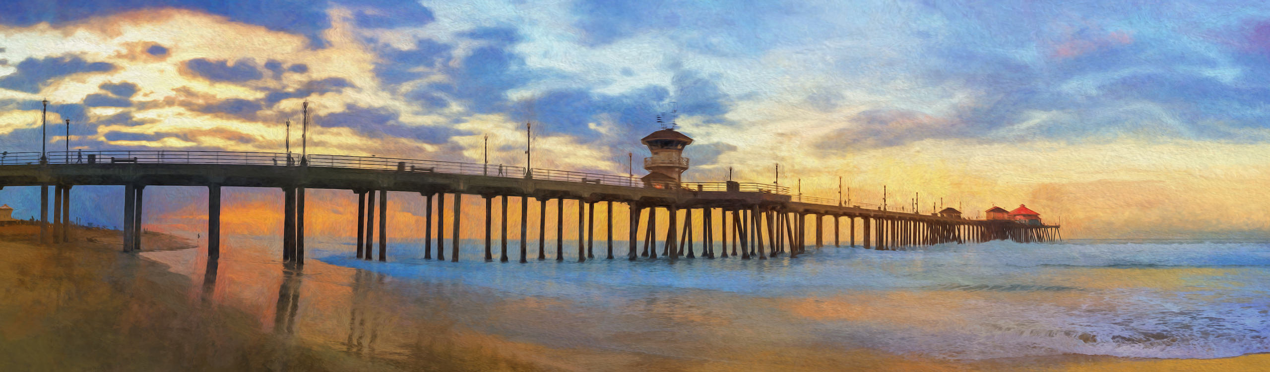 huntington pier chalk smudge2-copy