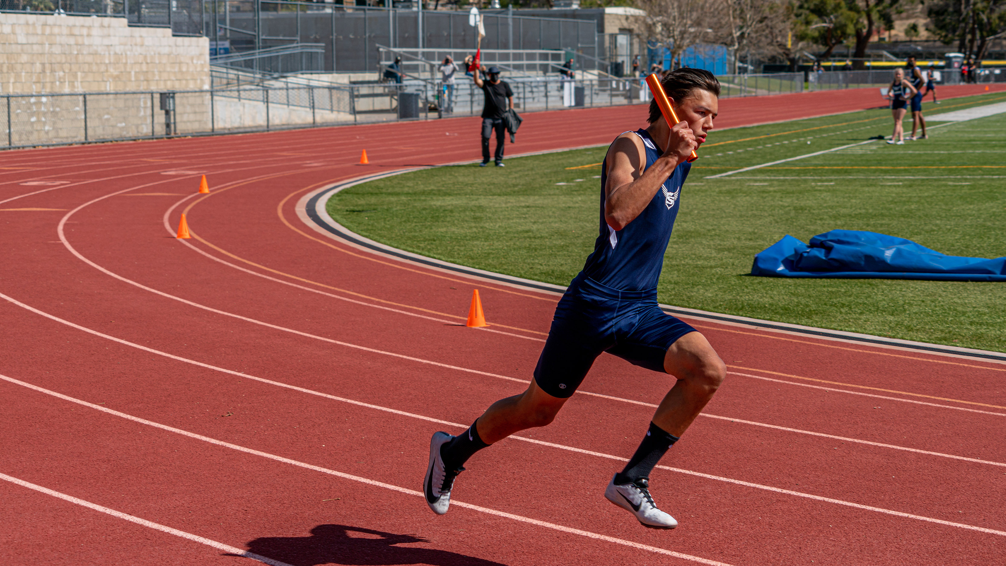 Track Is Back At Saugus High School